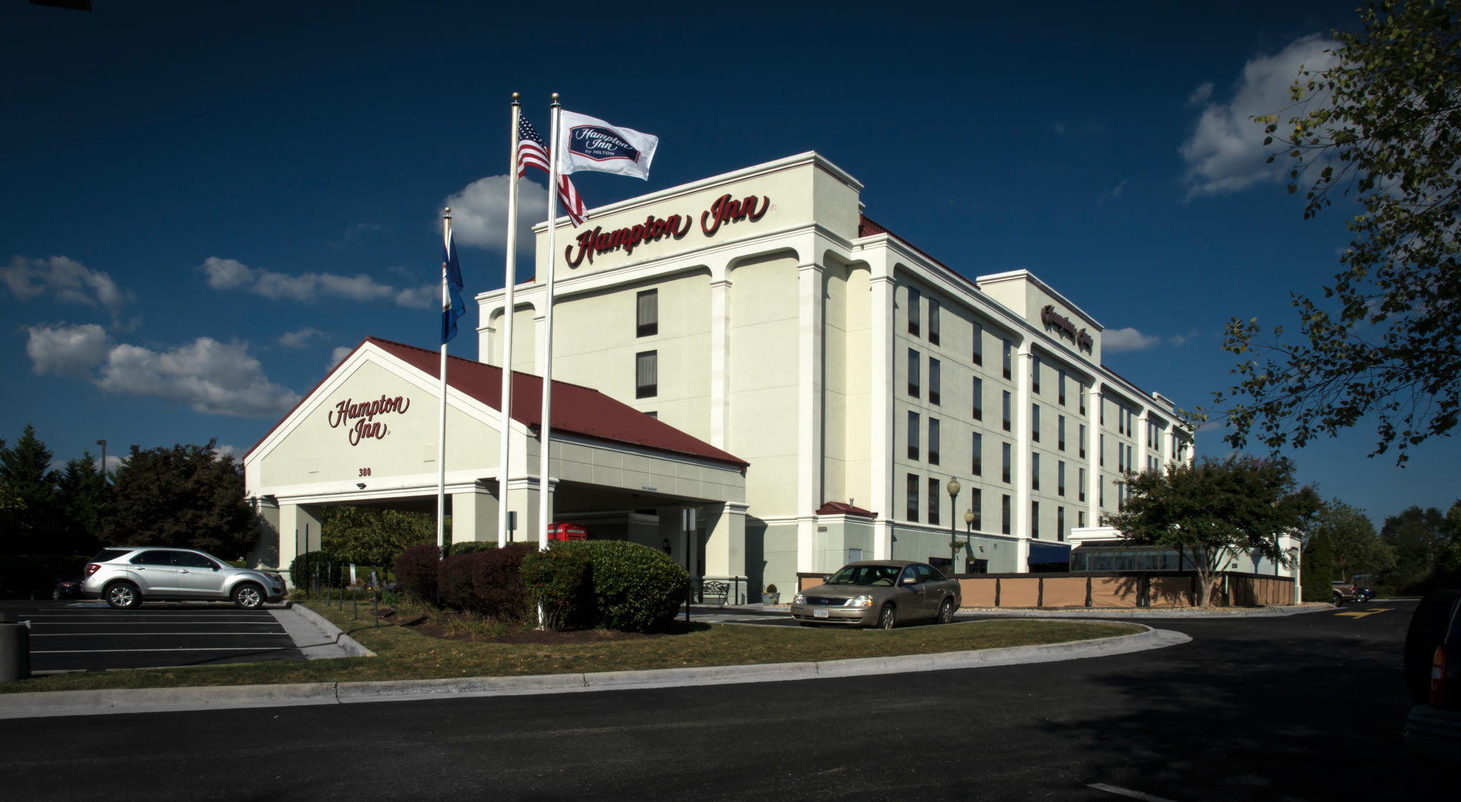 Hampton Inn Winston-Salem NC