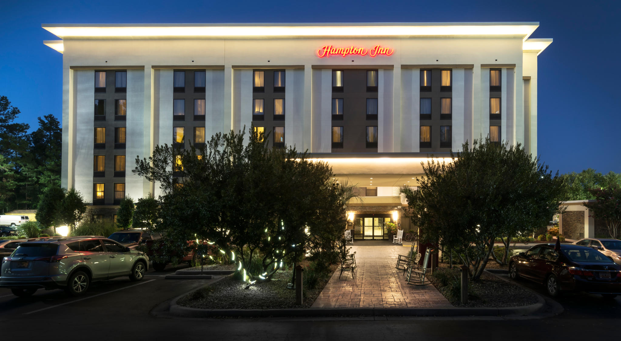 Hampton Inn Columbia SC