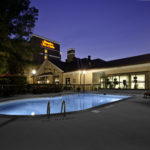 Hampton Inn & Suites Raleigh / Cary NC Outdoor Pool