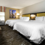 Hampton Inn & Suites Raleigh / Cary NC Standard Queen