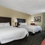 Hampton Inn Columbia/Harbison Blvd. 2 Queen Room