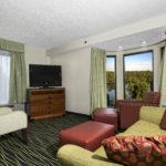Hampton Inn Columbia/Harbison Blvd. Suite Room